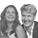 Marlie Oosterik en Andy Jansen