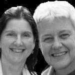 Titia Veldman en Evelien Beentjes