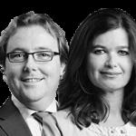 Hanneke Frijlink en Wilco Nieuwenhuis
