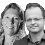 Joyce Simons en Marc Seelen