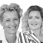 Carla Dubbelman en Rixt Heegsma