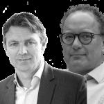 René Lolkema en Maarten Bos