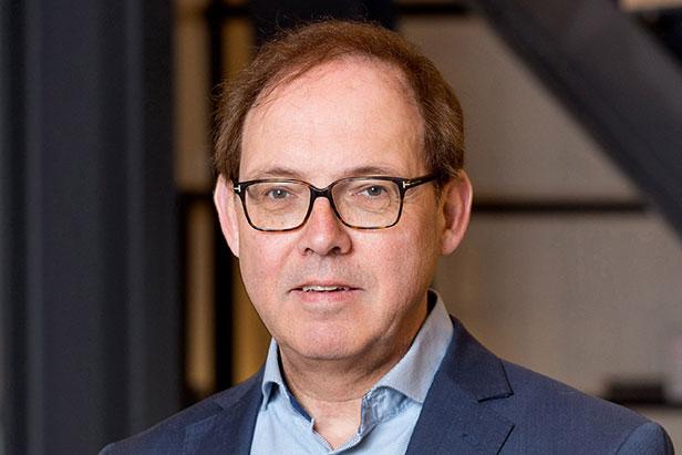 Ab Klink, ad interim bestuursvoorzitter VGZ