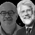 Johan Wakkie en Erik Scherder
