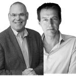 Erik-Jan Vlieger en Robin Fransman
