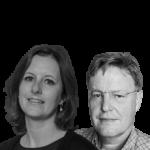Verena Dirkse en Geert Lycklama à Nijeholt