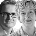 Douwe Hatenboer en Simone Swartjes