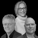 Peter Dijkshoorn, Monika Scholten, Arne Popma