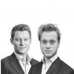 Jesse Satink en Ruben Meijer