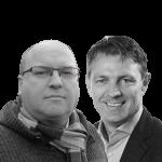 Jeroen Frerichs en René Lolkema