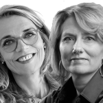 Maaike de Vries en Esther Talboom