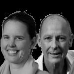 Marleen Kraaij en Frank Weijers