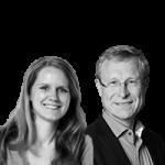 Marieke van Wieringen en Henk Nies