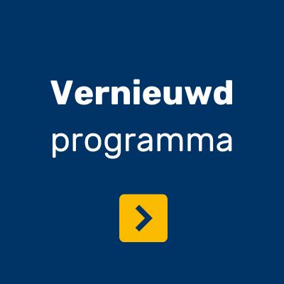 Vernieuwd programma