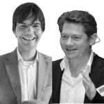 Jeroen Kemperman en Jeroen Geelhoed