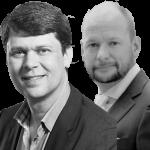 Rob van Erp en Jacco Aantjes